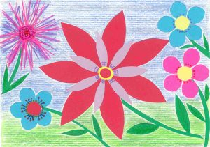 Greeting Card – Flowers 2