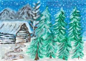 Greeting Card – Winter